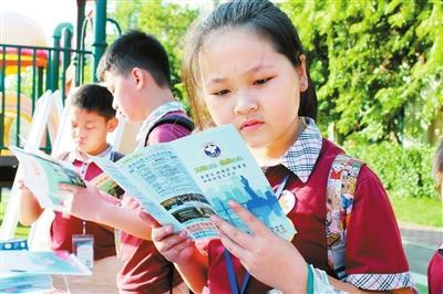 珠海:长沙社区开展禁毒宣传活动