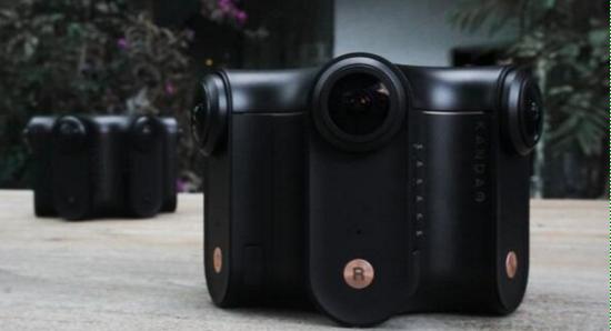富士康注资看到科技 共同研发8K全景VR直播系统