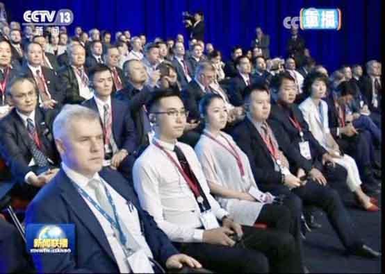 """金杜鹃绚丽绽放 东方经济论坛刮起""""中国风"""""""