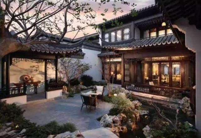 王思聪的家,马云的家,赵本山的家,贫穷限制了我的想象力!