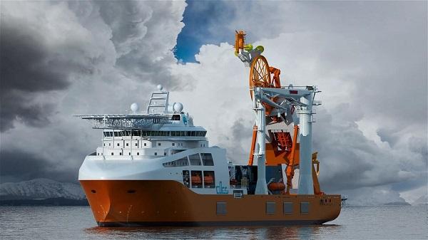 中国开建世界顶级的海上救助打捞船