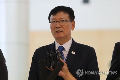 """第三次""""文金会""""即将举行 韩先遣队今赴朝筹备会谈"""