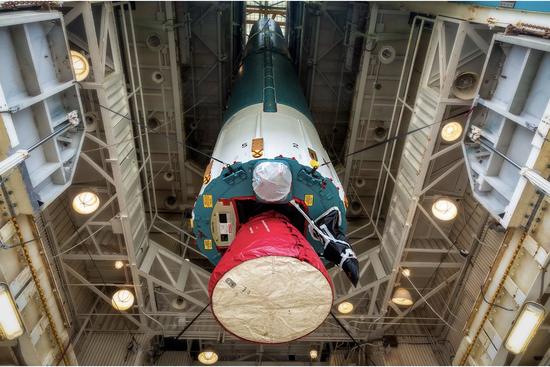 一个太空时代的结束:Delta II完成最后一次发射