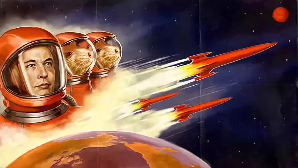首个月球旅客来了!2亿美元,送你上天!