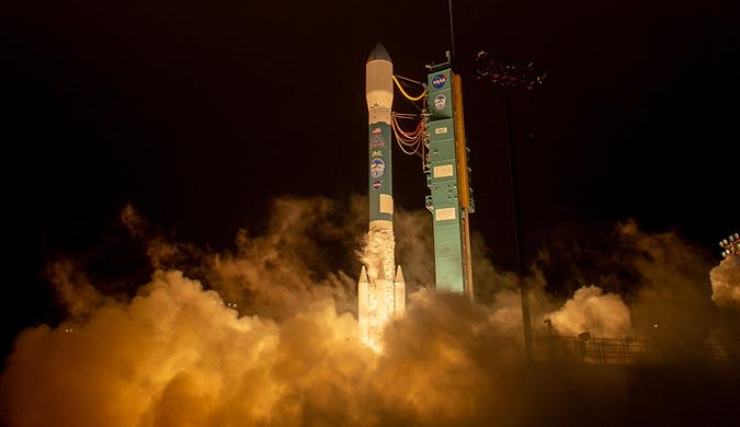 NASA成功发射卫星ICESat-2 测量南极冰层厚度变化