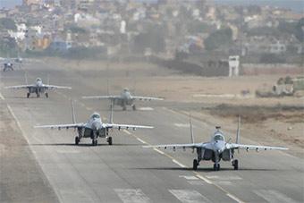 这才是万国造空军:秘鲁空军装备多国装备