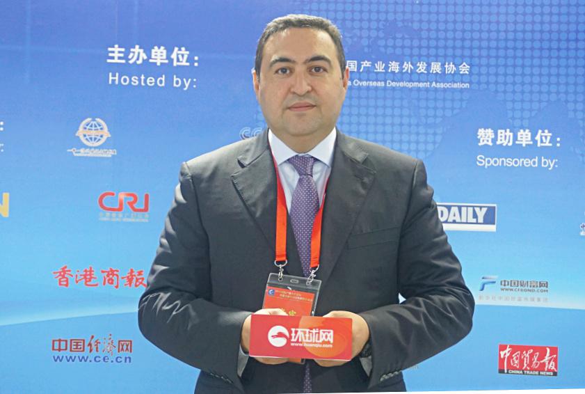 """阿塞拜疆驻华大使:""""一带一路""""中寻找新机遇,钢铁丝绸之路助力阿中投资贸易"""