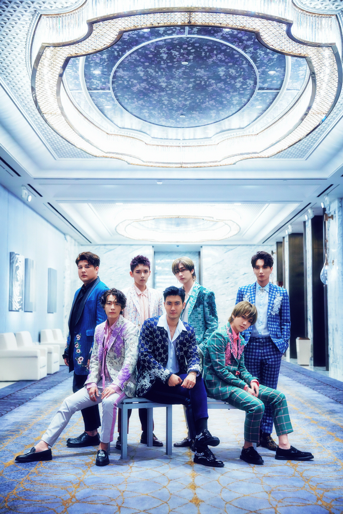 Super Junior10月8号携特别迷你专辑《One More Time》回归