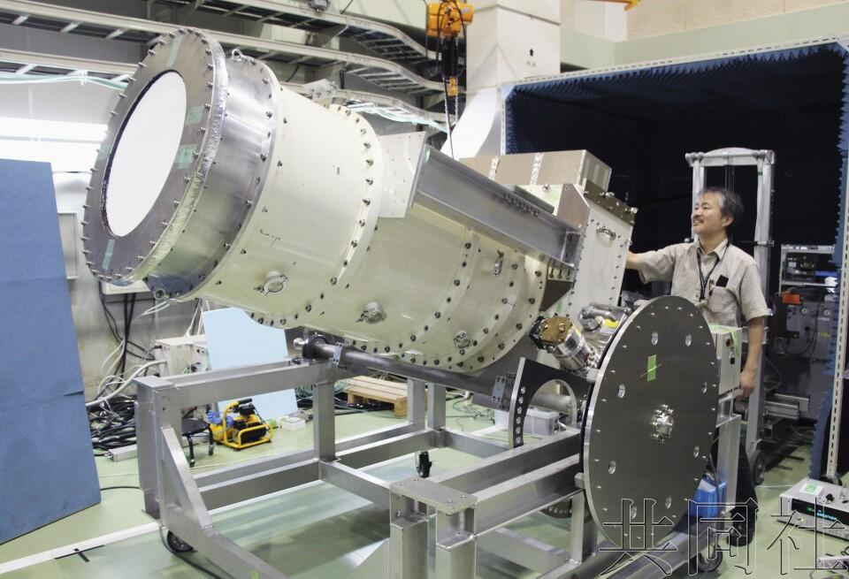 日本完成用于探测原始引力波的新型传感器