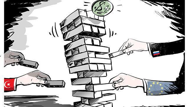 俄总统秘书:越来越多的国家开始寻找替代美元的货币