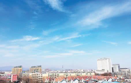 提升蓝天幸福感:北京2020年PM2.5年均低于56微克