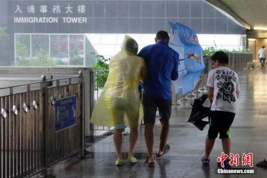 暴雨黄色预警发布:两广、贵州多地将有大暴雨
