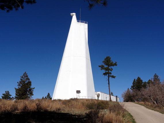 美无限期关闭太阳天文台引猜测:与外星人有关?
