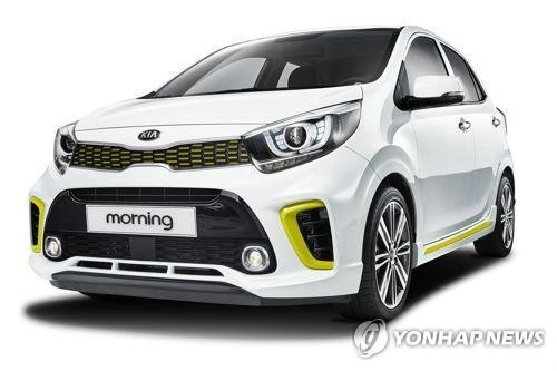 韩国城市微车销量连续20个月下滑 大型车更受欢迎