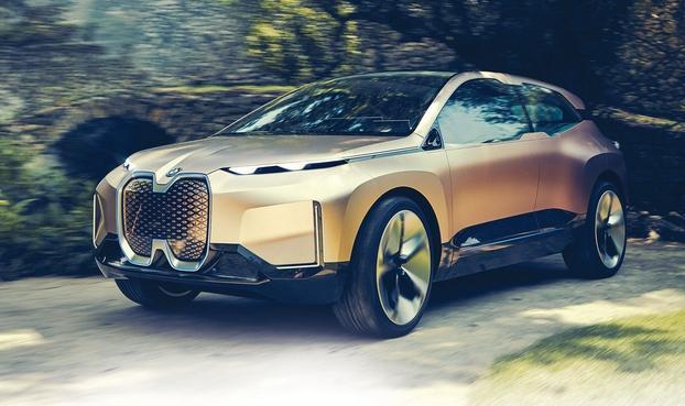 宝马发布Vision iNext自动驾驶概念SUV  2021年上市