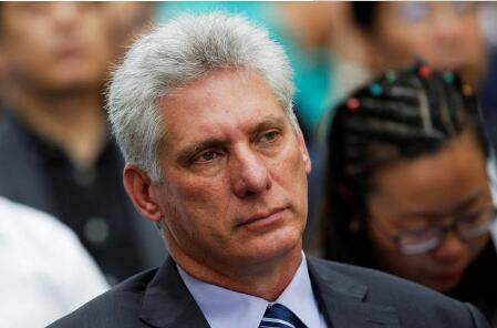 """古巴领导人卡内尔:古没对美外交官发动""""声波""""攻击"""