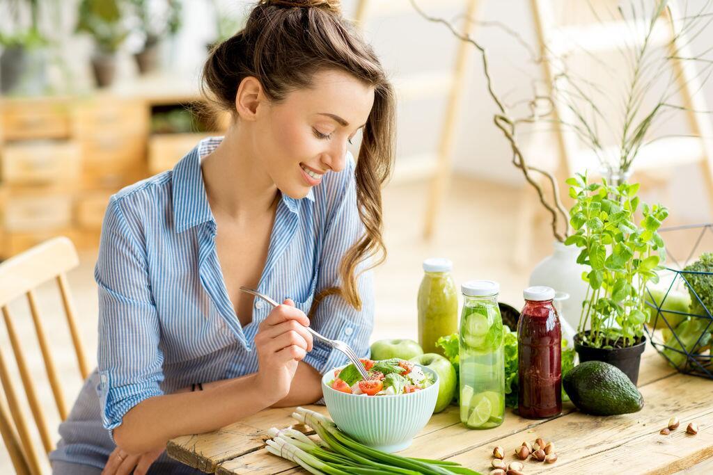 美国最新研究:女性更需要健康饮食维持好情绪