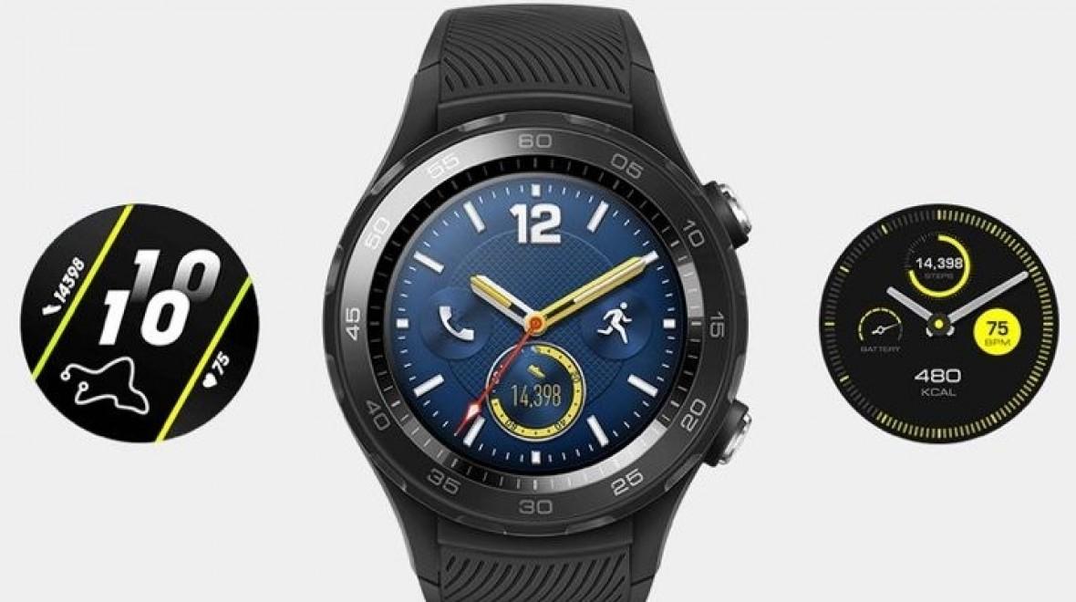 华为下一代智能手表Watch X曝光
