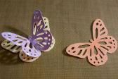 1分钟教你折出纸蝴蝶