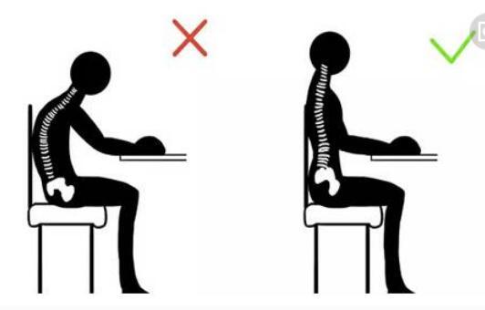 你会坐么?因为不会坐所以才会臀变形!