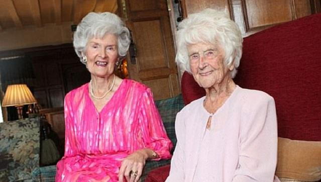 英国112岁最长寿老人 每日睡前饮一杯威士忌