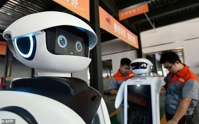 外媒:2022年AI和机器人将代替7500万个人类岗位