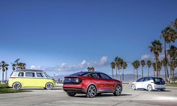 大众拟生产1000万辆电动汽车 2022年启动量产