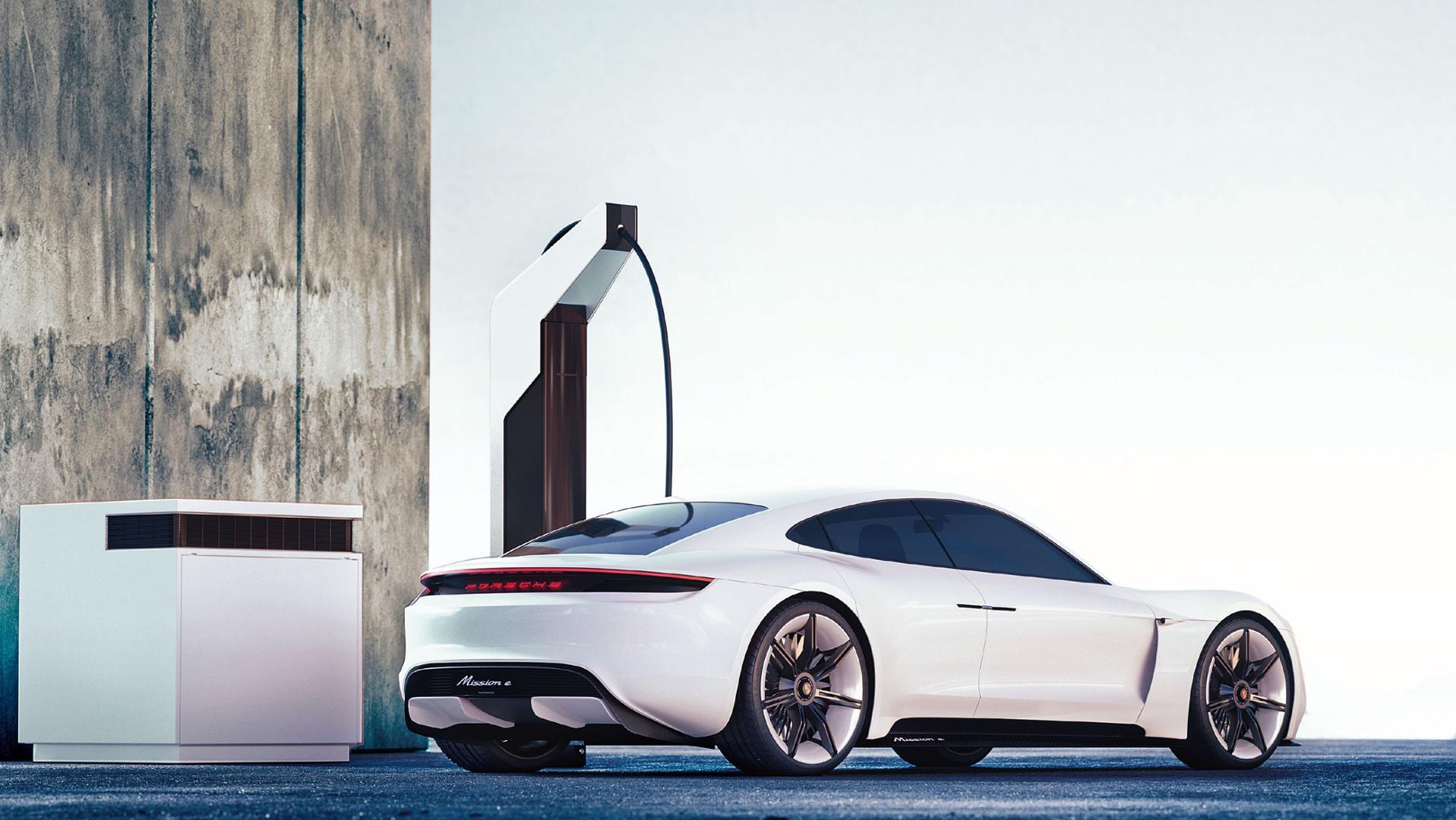保时捷推出创新模块化电动汽车充电站