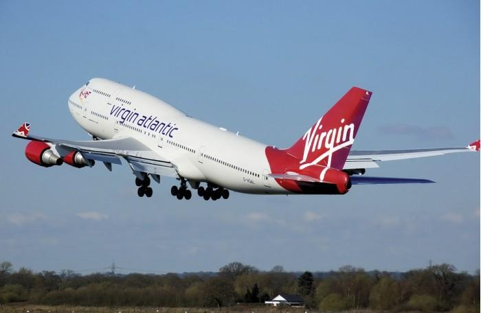 维珍航空宣布下月启用低碳喷气燃料的商业航班