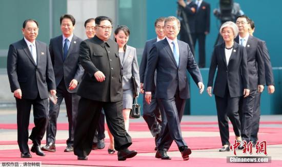 朝中社:平壤峰会将成加快北南关系发展重大契机