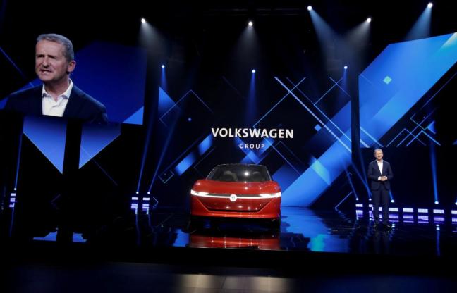 大众计划大规模生产电动车 第一阶段目标为千万辆