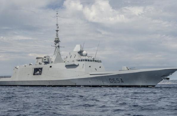 俄国防部:俄军机失联时 法国护卫舰曾发射导弹