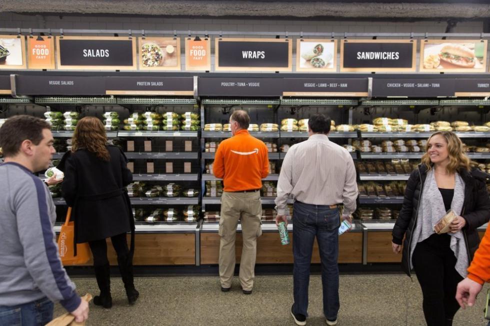 亚马逊在芝加哥开设无人便利店 开始向全美扩张