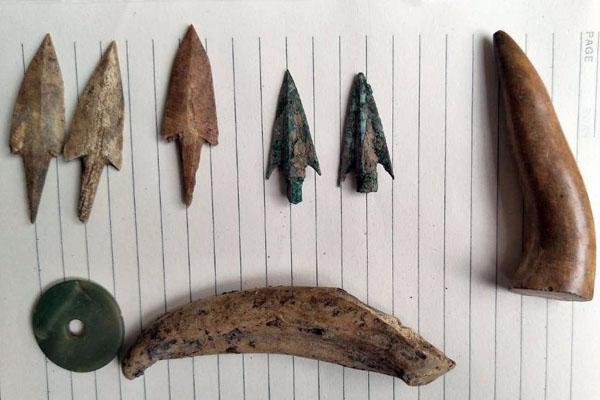 河南警方侦破文物盗窃案:打掉14个盗墓团伙