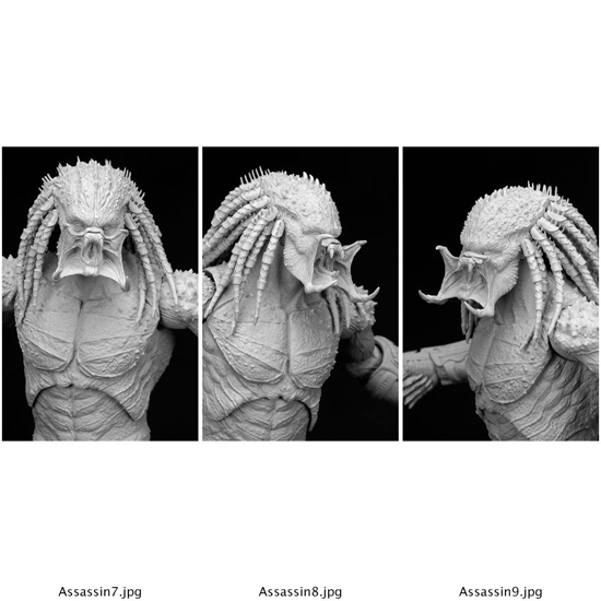 《侏罗纪公园》特效大师打造《铁血战士》形象
