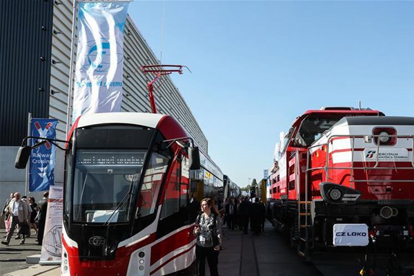 2018德国柏林国际轨道交通技术展开幕