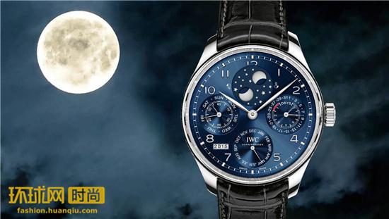 一杯敬月光:IWC万国表明月照初心