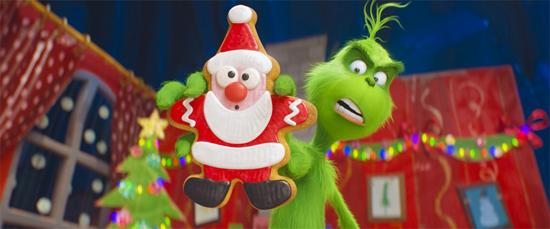 《绿毛怪格林奇》新预告 揭秘如何偷走圣诞节