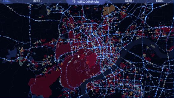 全国120城刷码乘车 首批AI设计的公交线路落地