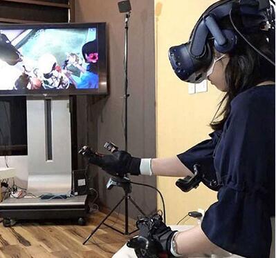 日本旅行社最早在2019年推出VR旅行商品