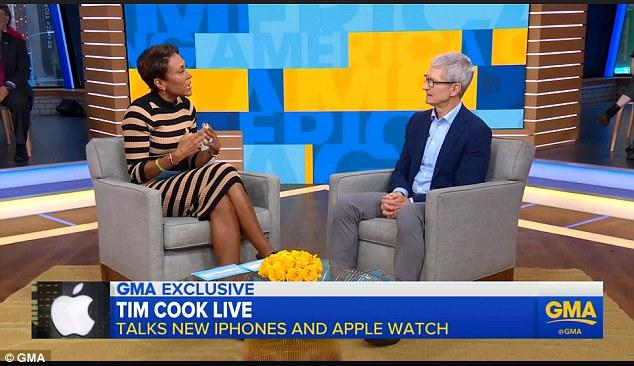 库克谈2018年新款手机官方定价 称高配置和技术创新本来就不便宜