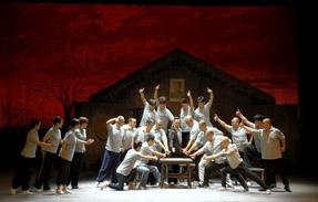 国家京剧院《生死契约》将上演 献礼改革开放40周年