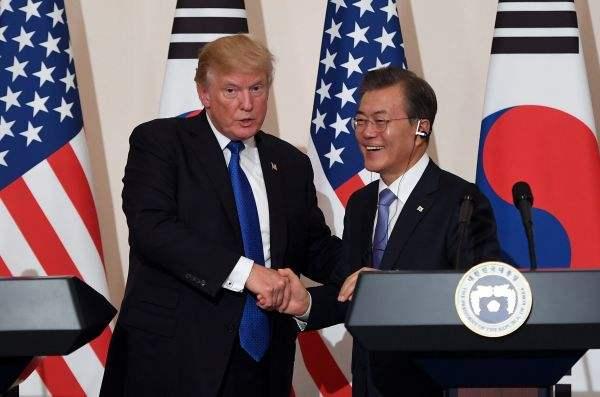 文在寅将于本月23日访美 25日会晤美国总统特朗普