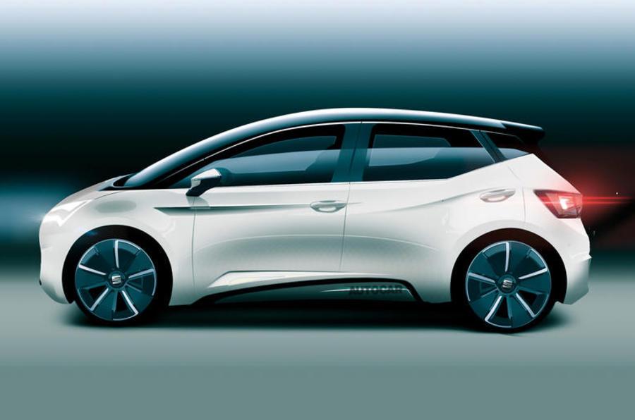 西雅特未来三年拟推两款电动汽车 基于大众MEB平台