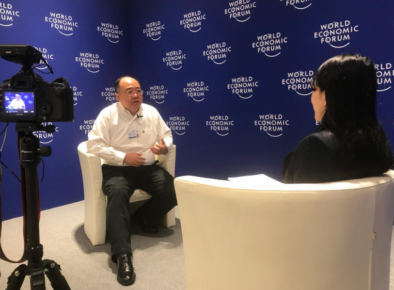 2018夏季达沃斯:APUS科技创新赋能中国经济出海
