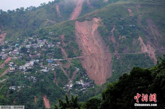 台风已致菲律宾74人遇难 预计死亡人数或超130人