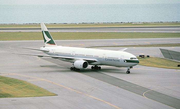 服役24年后 首架波音777已转至航空航天博物馆