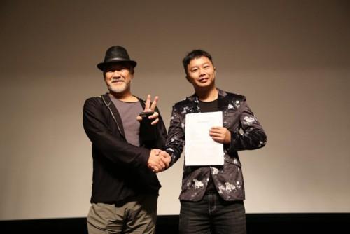 盗墓电影《摸金校尉之长生殿》在咸阳市大秦剧院举行首映仪式