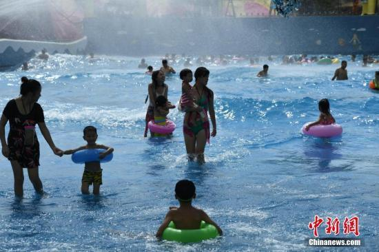 2030年高温热浪将成中国夏季新常态 应该如何应对?