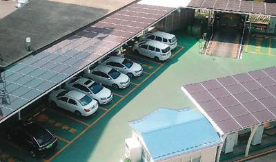 新能源汽车充电难 充电车位被燃油汽车